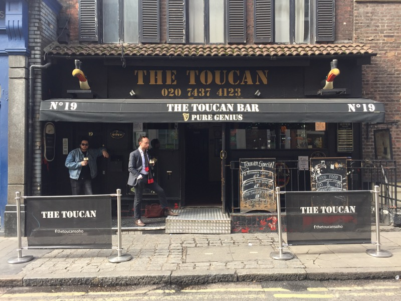 The Toucan Pub